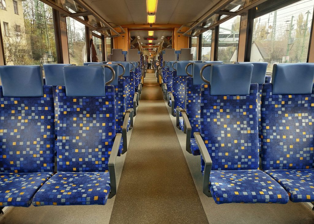 Hungarian MAV trains, cheap and comfortable way to travel in Europe by trai