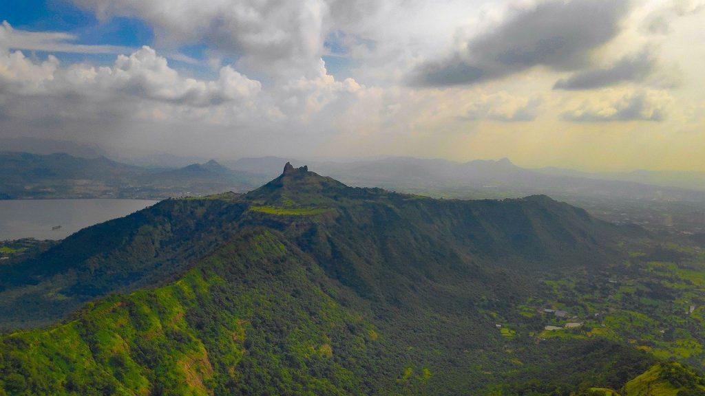 Kalavantin Trek, India