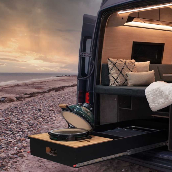 12 Reasons to live in a Campervan