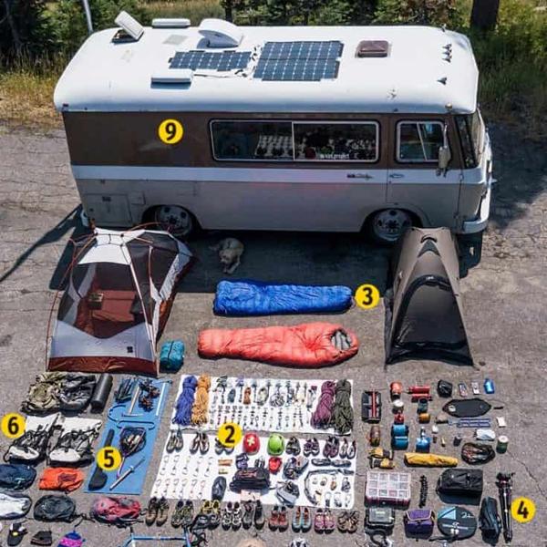 Essential Campervan Accessories
