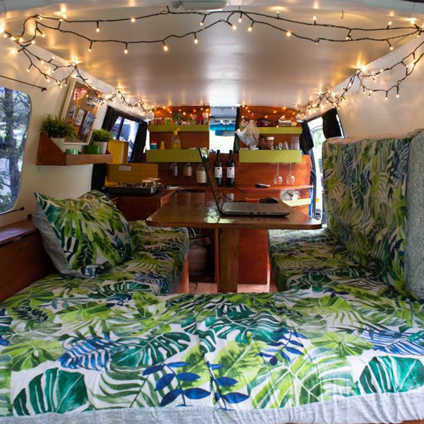 How to Live in a Campervan