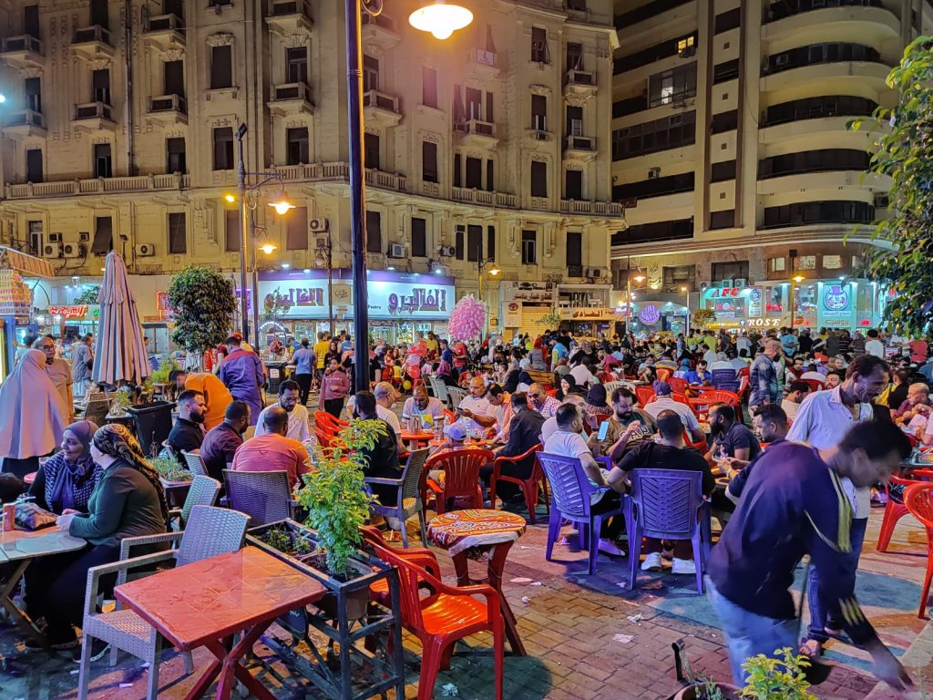 Ramadan Feast in Egypt-Iftaari